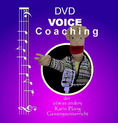 "DVD ""Voicecoaching"""